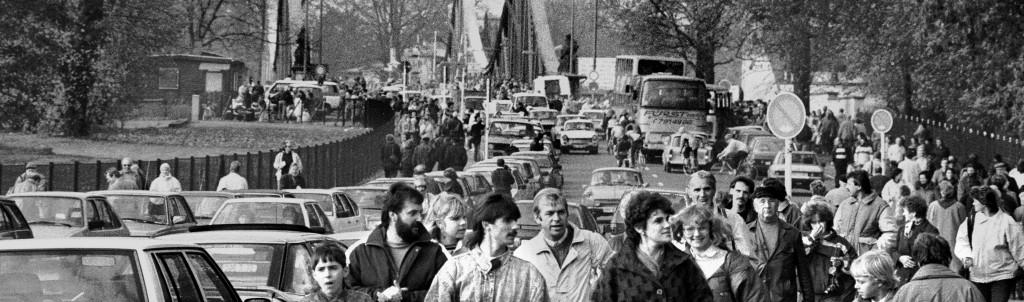 Berliner Mauer - 1989